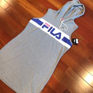 New with tags FILA Dress/coverup